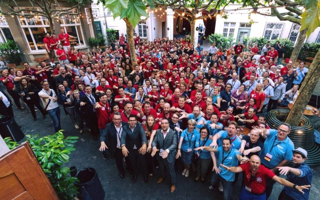 First timer's guide to networking – The 2017 JCI European Conference in Basel