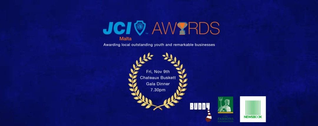 The JCI Malta Awards sees a total of inspiring 44 nominees