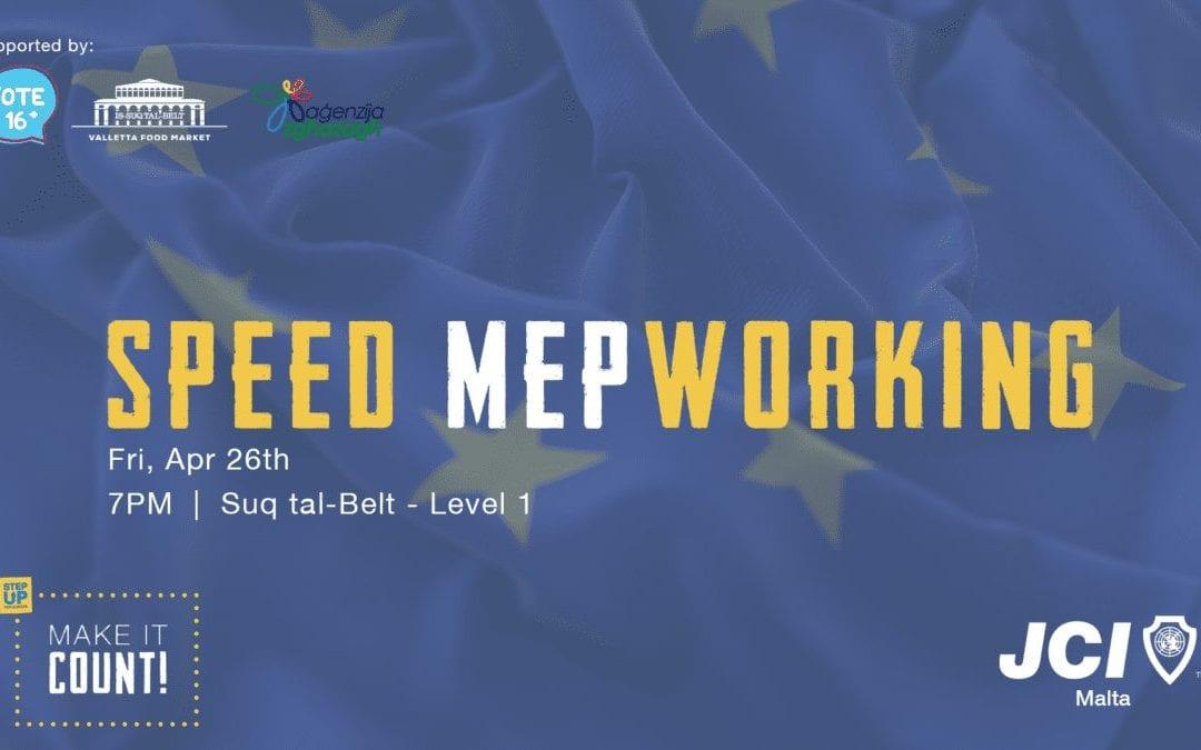 Speed MEPworking