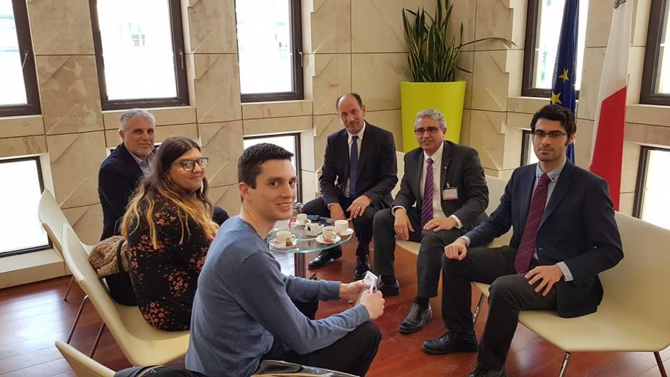 JCI Malta Meets Partit Demokratiku