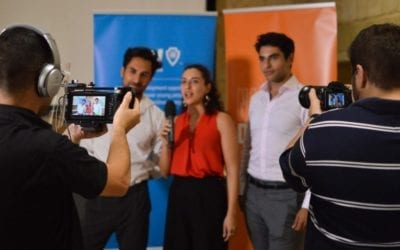 The Promethians win JCI Malta's National Debating Competition