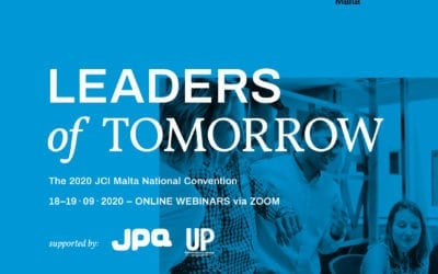 The JCI Malta National Convention presents the 'Leaders of Tomorrow'
