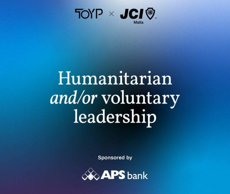 Do you know a volunteer or humanitarian that works tirelessly for positive change?