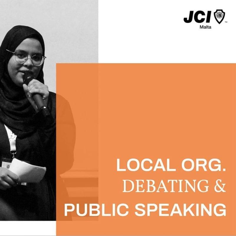 JCI Debating & Public Speaking