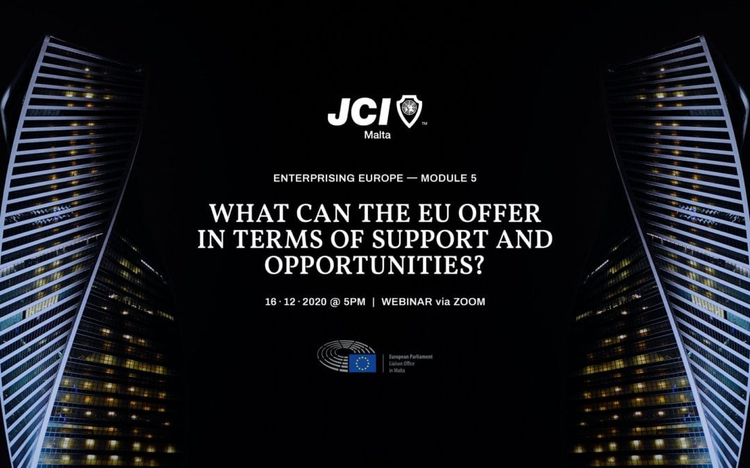 Enterprising Europe: Discover EU Opportunities