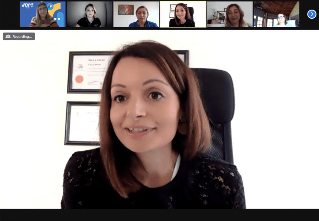 Women's Day Online Business Breakfast