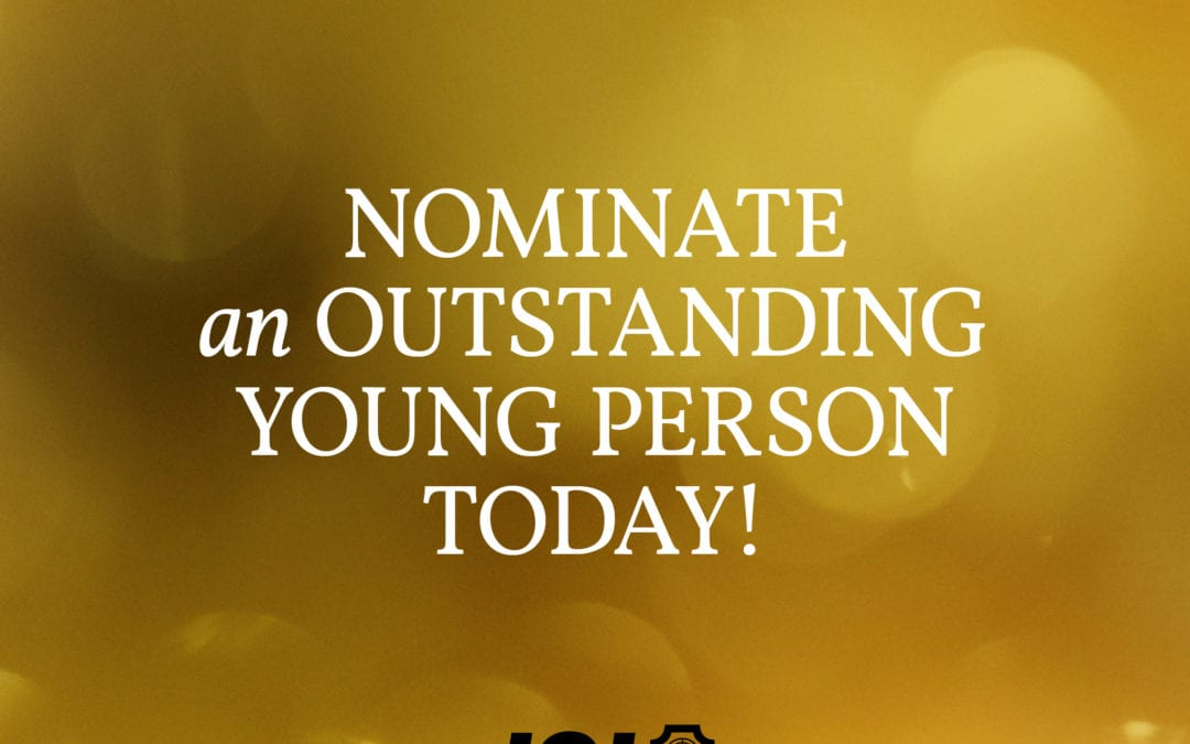 Nominate an outstanding person for the JCI Malta TOYP Awards 2021