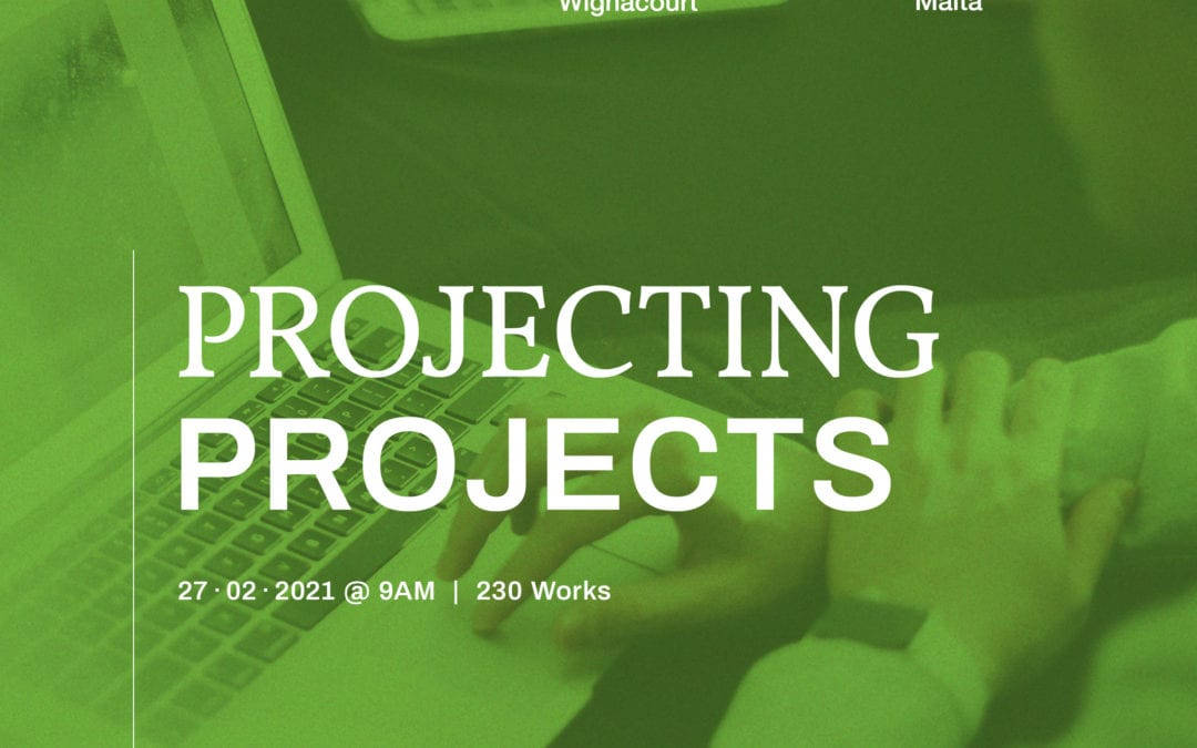 Projecting projects