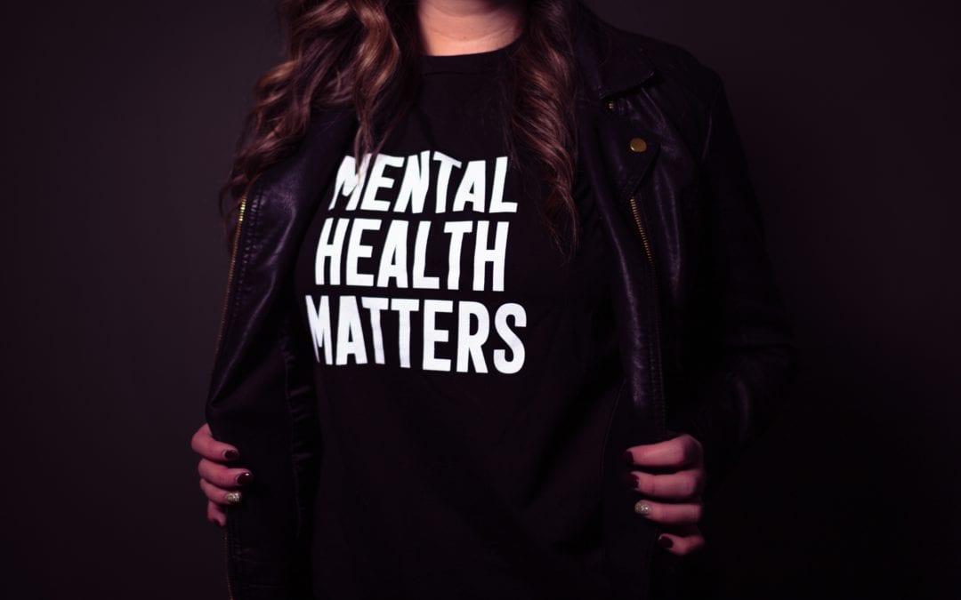 Mental health awareness as a leadership skill